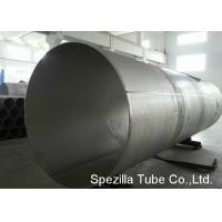 Wholesale Stainless Steel round pipe ASTM A312 / A213 / A249 TP 321 Stainless Steel Welded Pipes UNS S32100 WNR 1.4541 from china suppliers