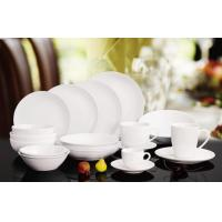 Wholesale regular white porcelain dinner plates from regular white ...