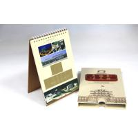 Wholesale Wire-O binding wall Personalized Calendar Printing With Customized Logo from china suppliers