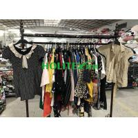 Buy cheap Colorful Second Hand Womens Cotton Blouses Mixed Size For Southeast Asia from wholesalers