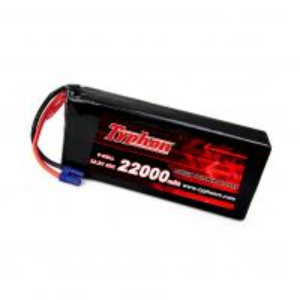 RC Lipo Battery Packs Lithium Battery Li-Polymer Battery 22000mAh 22.2V 25C