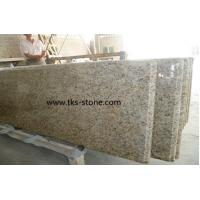 Buy cheap Giallo Ornamental,Yellow granite Kitchen Countertops,Natural stone countertops from wholesalers