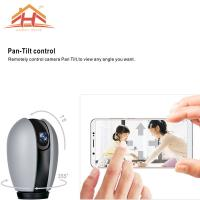 Wholesale Mini Wifi Security Camera System 720P HD PTZ Camera Support Mobile Phone Control from china suppliers