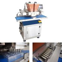 Wholesale Small One Shot Automatic Chocolate Making Machine Chocolate Depositing Machine from china suppliers