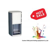 Wholesale Automatic Colour Dispenser Machine With 12 / 16 Stainless Steel Canisters from china suppliers