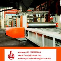 Wholesale Partition Wall Panel Construction Material Making Machinery For Dampproof Board from china suppliers