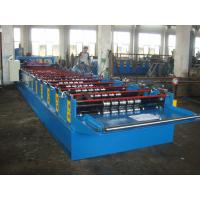 Wholesale 12 - 16m/min forming speed roof panel sheet roll forming machine from china suppliers