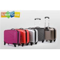 Wholesale ABS + PC Trolley Luggage Bags 16 Inch For Business Men / Women from china suppliers