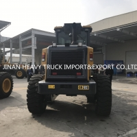 Wholesale GR165 142kw Tow Hydraulic Compact Motor Grader Road Asphalt Machine from china suppliers