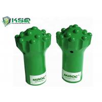 Wholesale 76mm T51 / T38 Reaming Drill Bit Hard Rock Mining Spare Parts from china suppliers