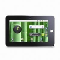 Wholesale 7-inch Tablet PC with HDMI WiFi External 3G, Bluetooth,1.3MP Camera and Google Android 2.2 OS from china suppliers