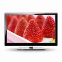 """Wholesale 46"""" 3D LED TV with Full HD 1080p Resolution and 40,000:1 Image Contrast Ratio from china suppliers"""