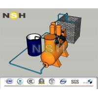 Waste Oily Water Separator Marine , Dynamic Balance Industrial Oil Separator