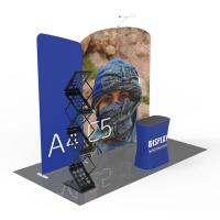 Wholesale Portable Exhibition Displays , 10x10 Pop Up Trade Show Display Modular Versatile from china suppliers