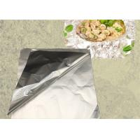 Wholesale Good Quality Household Aluminum FoilPiece Shape For Food Cooking Aluminum Papel Cut in 1000 Pieces in Carton pack from china suppliers