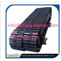 Wholesale 3.5 ton Track Undercarriage/Tracked Undercarriage/Crawler Track Undercarriage/china cheap products from china suppliers