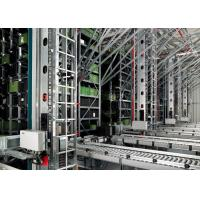 China Industrial ASRS Automated Storage Retrieval System With Retrieval Machine on sale