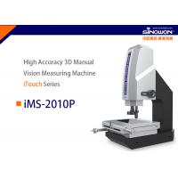 Wholesale High Accuracy Semiautomatic Vision Measuring Machine iTouch Series from china suppliers