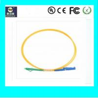 Wholesale LC/APC LC/UPC simplex fiber optic patch cord from china suppliers