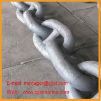 China Heavy Iron Lifting Chains on sale
