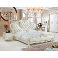 European home queen size leather bed a808 of ec91107739 for European beds for sale