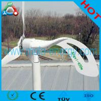 400W Homehold Speed Regulated Variable Pitch Wind Turbine Generator
