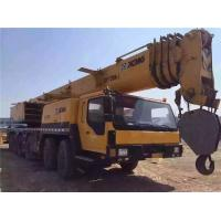 QY100K 100 Ton Lifting Wheel Used XCMG Crane For Sale