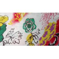 Wholesale Novelty Silk Screen Printed Knit Fabric For Toy , Organic Cotton Voile Fabric from china suppliers