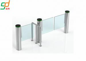Wholesale Luxury RFID Automatic Systems Turnstiles High Speed 304 Or 316 Stainless Steel from china suppliers