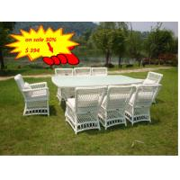 All weather wicker patio furniture 9pcs rattan garden for All weather garden furniture