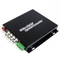 Wholesale 2-channel optical transceiver for video converter from china suppliers