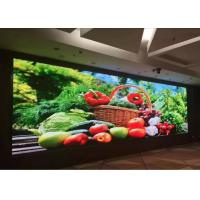 Wholesale Commercial Advertising HD LED Video Wall Indoor 2.5mm Pixel Pitch 192*192 Resolution from china suppliers