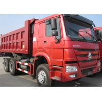 Wholesale ZZ3257M3857A Heavy Duty Dump Truck EURO 2 290HP All Drive 6x6 25 Ton Tipper Truck from china suppliers