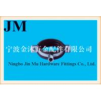 Wholesale M8 Nut Fixed Rubber Insulated Clamps , 3 Inch Pipe Clamp With Rubber Lining from china suppliers