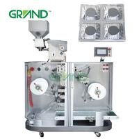 Wholesale Effervescent Tablet Packing Strip Making Machine , NSL-350B Strip Sealing Machine from china suppliers