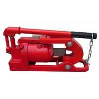 Wholesale 75KN Hydraulic Steel Pipe Cutter Hydraulic Crimping Tools from china suppliers