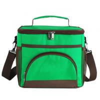 Wholesale Elaborate School Oxford Insulated Cooler Bags / Beach Cooler Bag Multi - Function from china suppliers