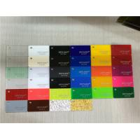 Wholesale Decorative PMMA Acrylic Sheet , Clear Plexiglass Sheet With 4 x 8 Feet Size from china suppliers