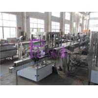 Wholesale Drink Processing Manual Bottle Labeling Machine For Bottles , Shrinking Tunnel from china suppliers