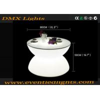 China Modern Nightclub remote control rechargeable waterproof LED Glowing Table wholesale