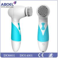 China 3 Speeds Battery Face Cleansing Brush with Bidirectional Rotation wholesale