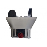 Wholesale Grinding Gold Wet Pan Mill Manganese Stone Grinding Mill from china suppliers
