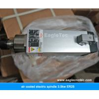 Wholesale Air Cooled CNC Spindle 3.5kw ER25 Model. GDZ93X82-3.5 For Sale from china suppliers