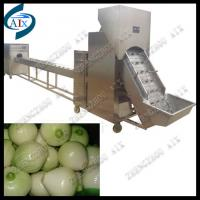 Wholesale onion processing machinery onion peeling machine from china suppliers