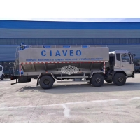 Buy cheap Dongfeng Customized 11m3 Hydraulic Bulk Chicken Feed Pellet Transported Truck from wholesalers