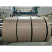 Wholesale Matt PE Coating Prepainted Steel Coil , Interior Decoration Material Stainless Steel Roll from china suppliers