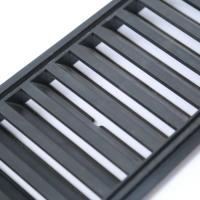 China High Tensile Strength ABS Car Part , Custom Car Body Parts For Car Vent on sale