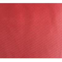 Plain Dyed Polyester Spandex Blend Fabric , 210D Lightweight Knit Fabric