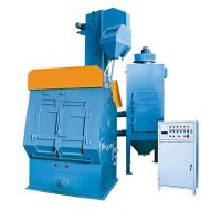 Buy cheap Q32 Mesh Tumble Belt Shot Blasting Machine Series Low Energy Consumption from wholesalers