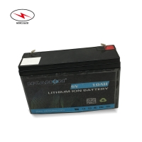 Wholesale 6V 7Ah 10Ah 18650 Cell Lithium Ion Batteries For Toy Car from china suppliers